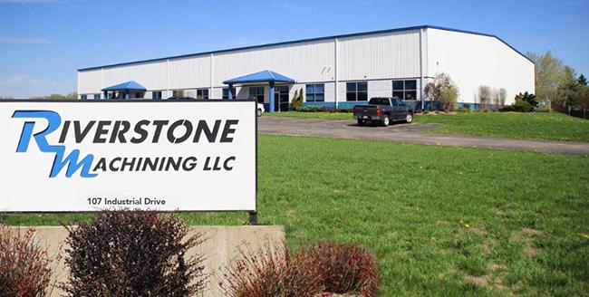 riverstone machining